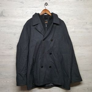 Kenneth Cole Wool Coat. AMAZING! Brand New! Wow!